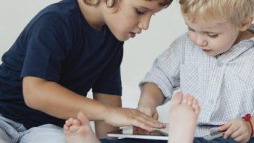 Appareils high-tech pour enfants